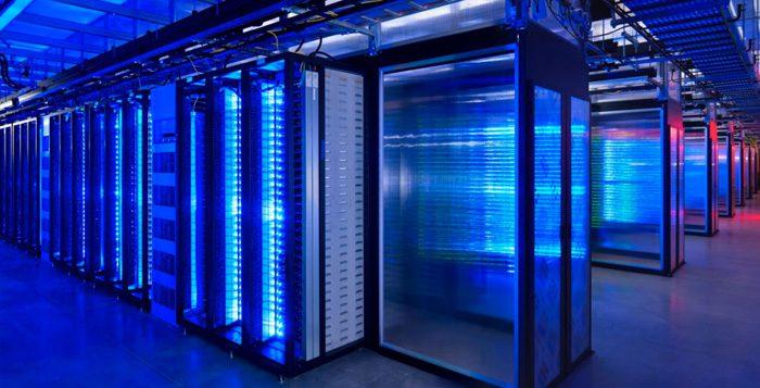 Facebook datacenter led